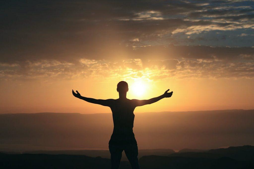 Sreča ob meditaciji