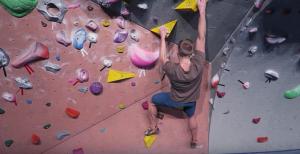 Vpliv vrste plezalne stene na plezalca